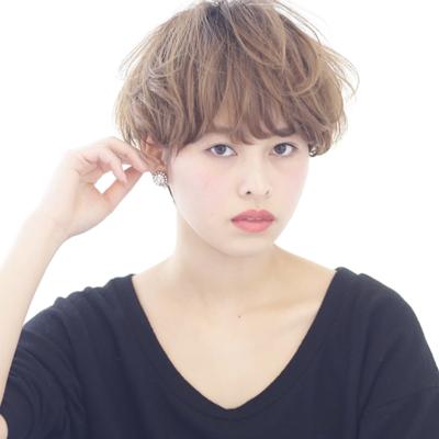 最新のヘアスタイル